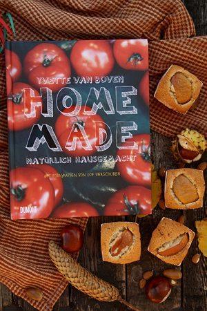 Mandel-Apfel-Muffins aus dem Buch Home Made