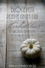 Rezepte gegen den Herbstblues