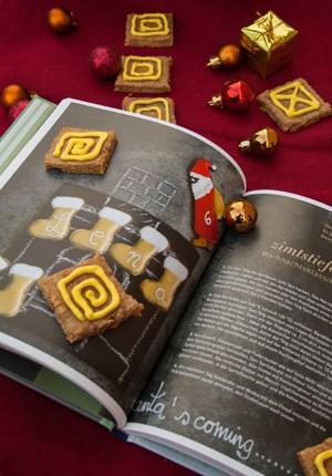Buchrezension mit Rezept: Kekskunst von Nadja Bruhn