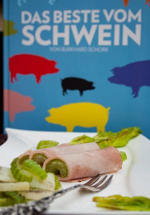 Buchrezension mit Rezept und Verlosung: Das Beste vom Schwein – Süddeutsche Zeitung Edition
