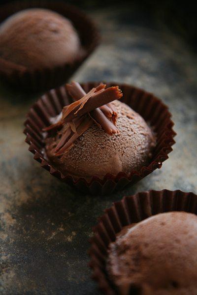 Schokoladeneis-dunkel