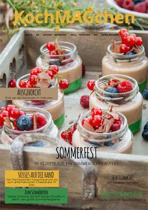 Ausgabe 1 - Juli 2016: Sommerfest