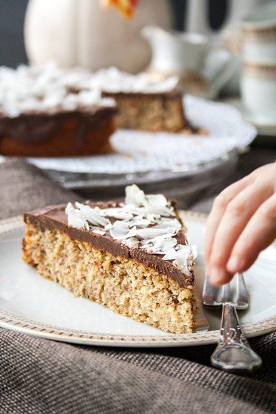 Rezept Schneller Nusskuchen Ohne Mehl Und Butter