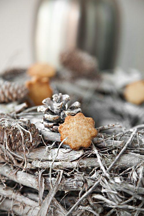 Butterplätzchen zum Ausstechen ohne Ei