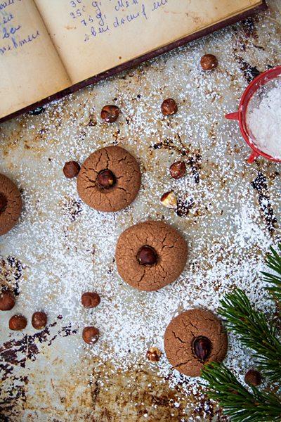 Omas Weihnachtsplätzchen.Rezept Schokoli Schnelle Plätzchen Nach Omas Rezept