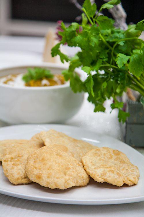 Rezept Bhatura