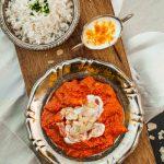 Indisches Butter-Chicken