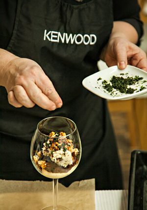 Kenwood-kuechenparty