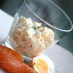 Eiersalat Rezept mit Lachs