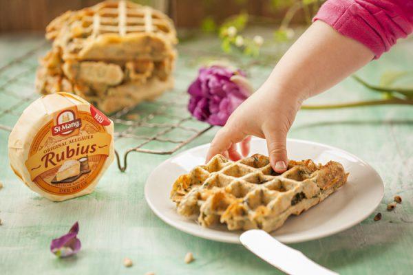 belgische waffeln grundrezept