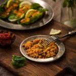 Salate zum Grillen Türkischer Kisir Bulgur Salat