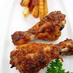 Fingerfood Würzige Chicken Wings aus dem Ofen