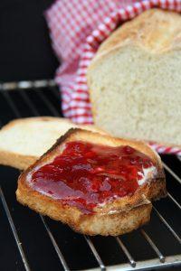 Toastbrot Brot Rezept Brot selber backen