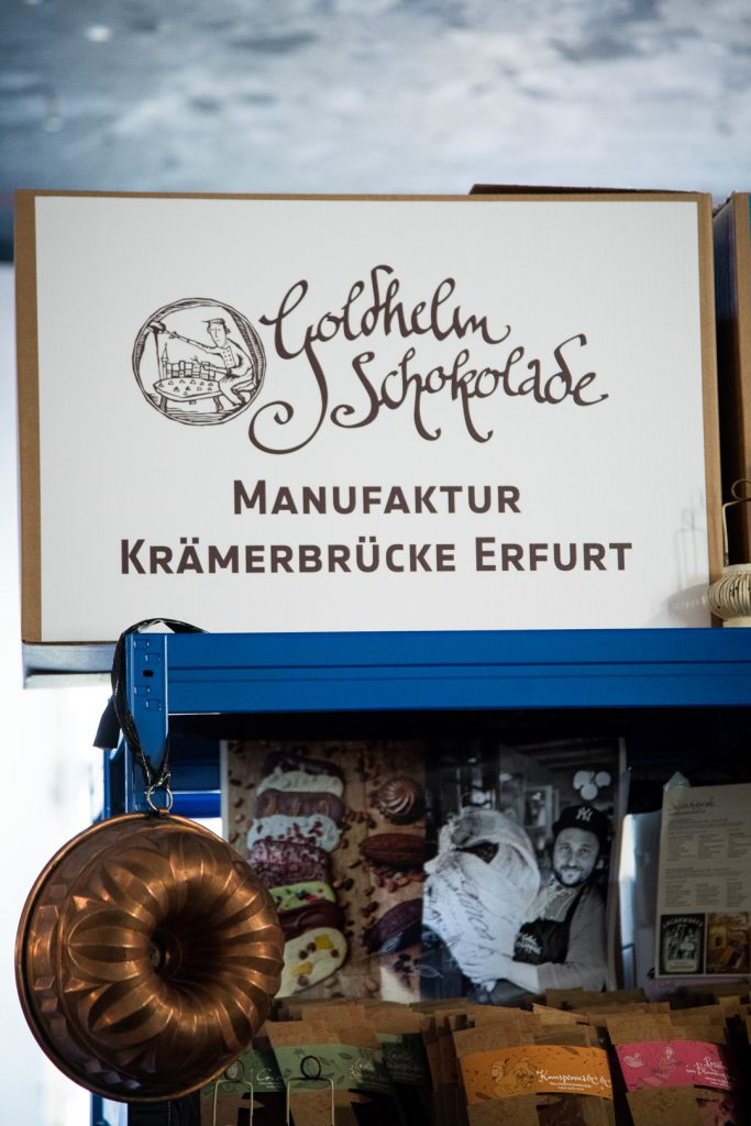 Goldhelm Schokoladen Manufaktur