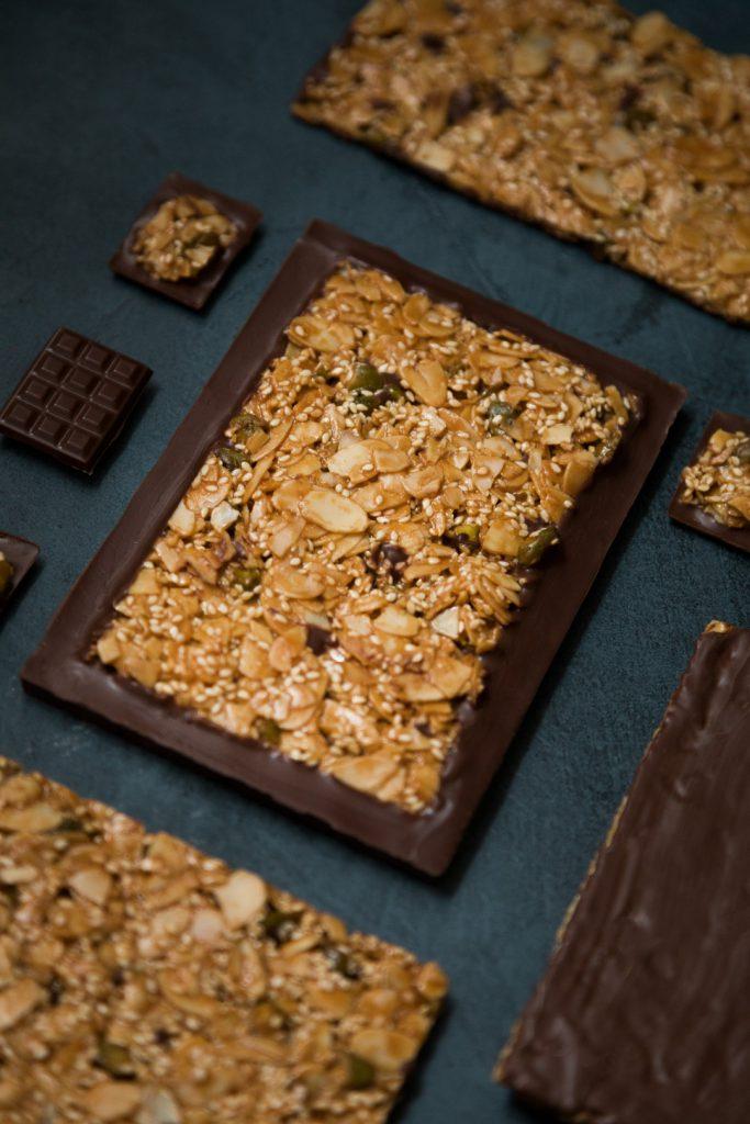 Florentiner-Schokolade - Geschenke aus der Küche
