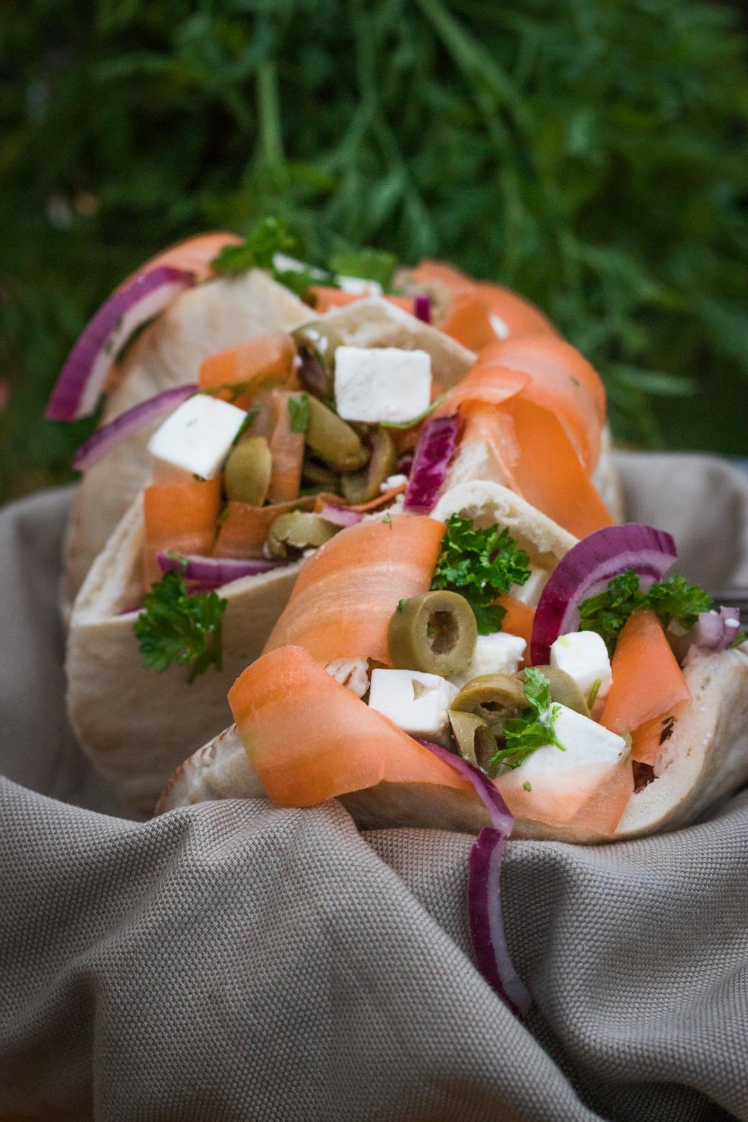Pita-vegetarisch