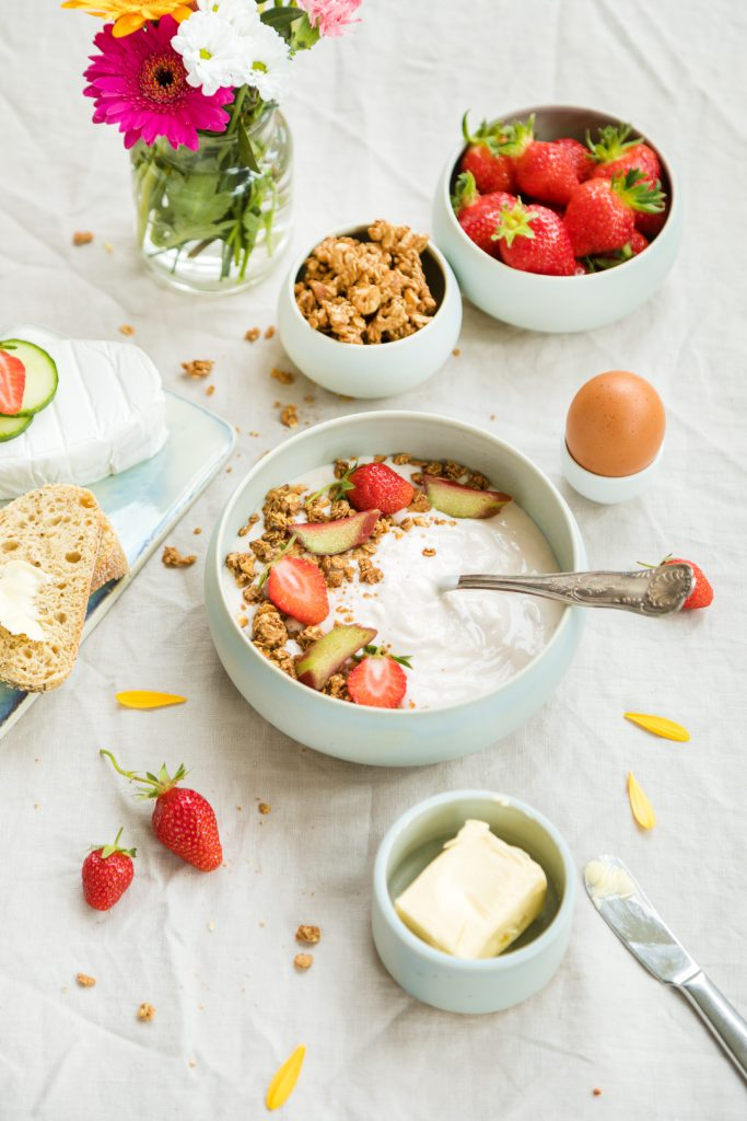 Granola Söbbeke Saisonjoghurt Frühling 2018
