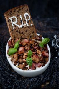Rezepte Halloween Fingerfood