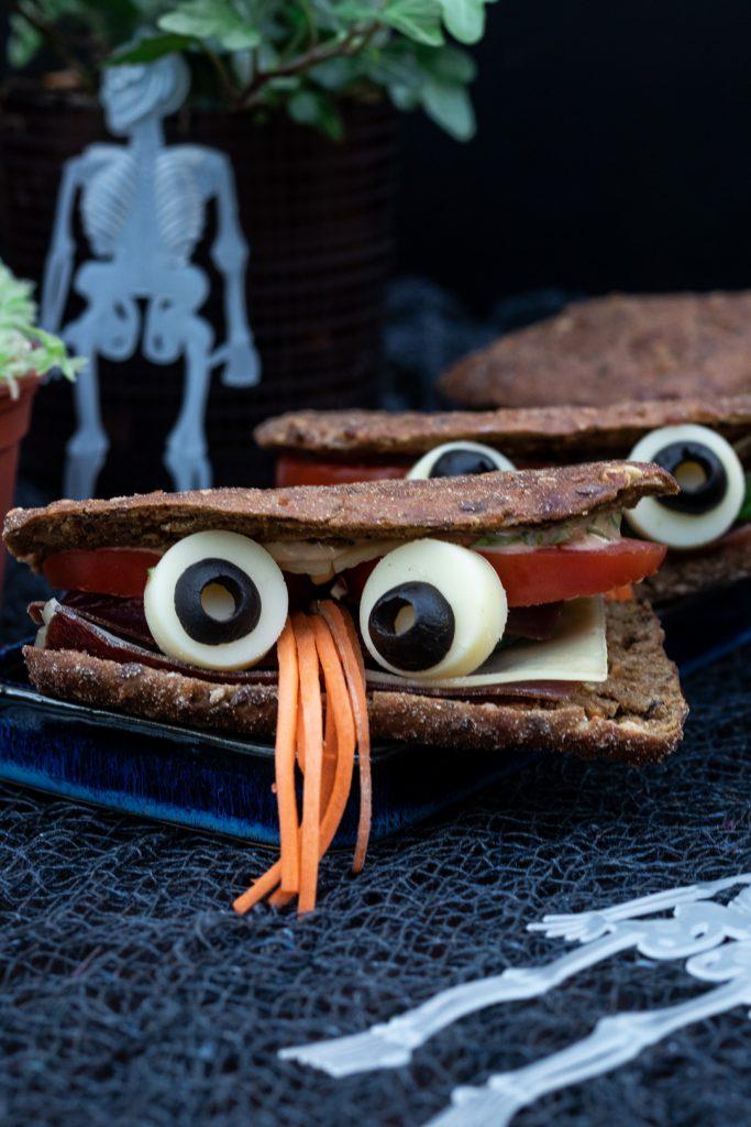 Halloween-Rezepte-Fingerfood