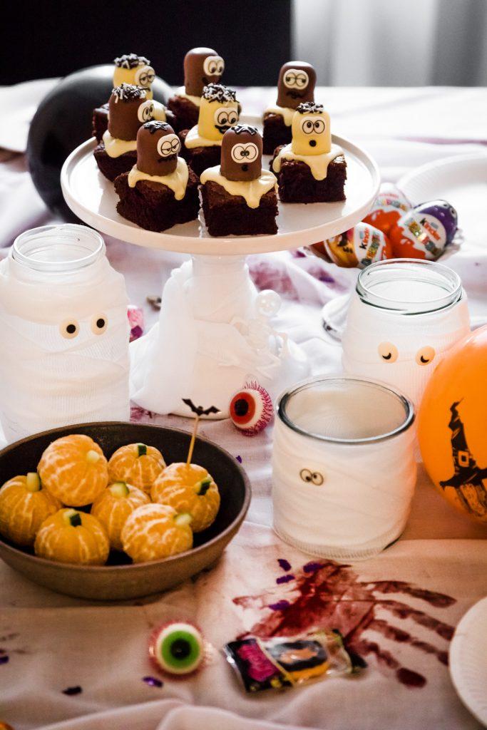 Halloween DIY Anleitung last minute