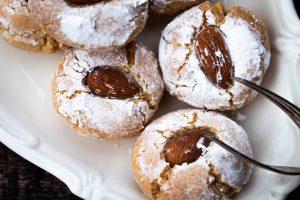 italienische Mandelkekse - Rezept