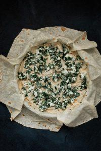 Saftiges Börek Rezept mit Spinat und Käse türkische Küche