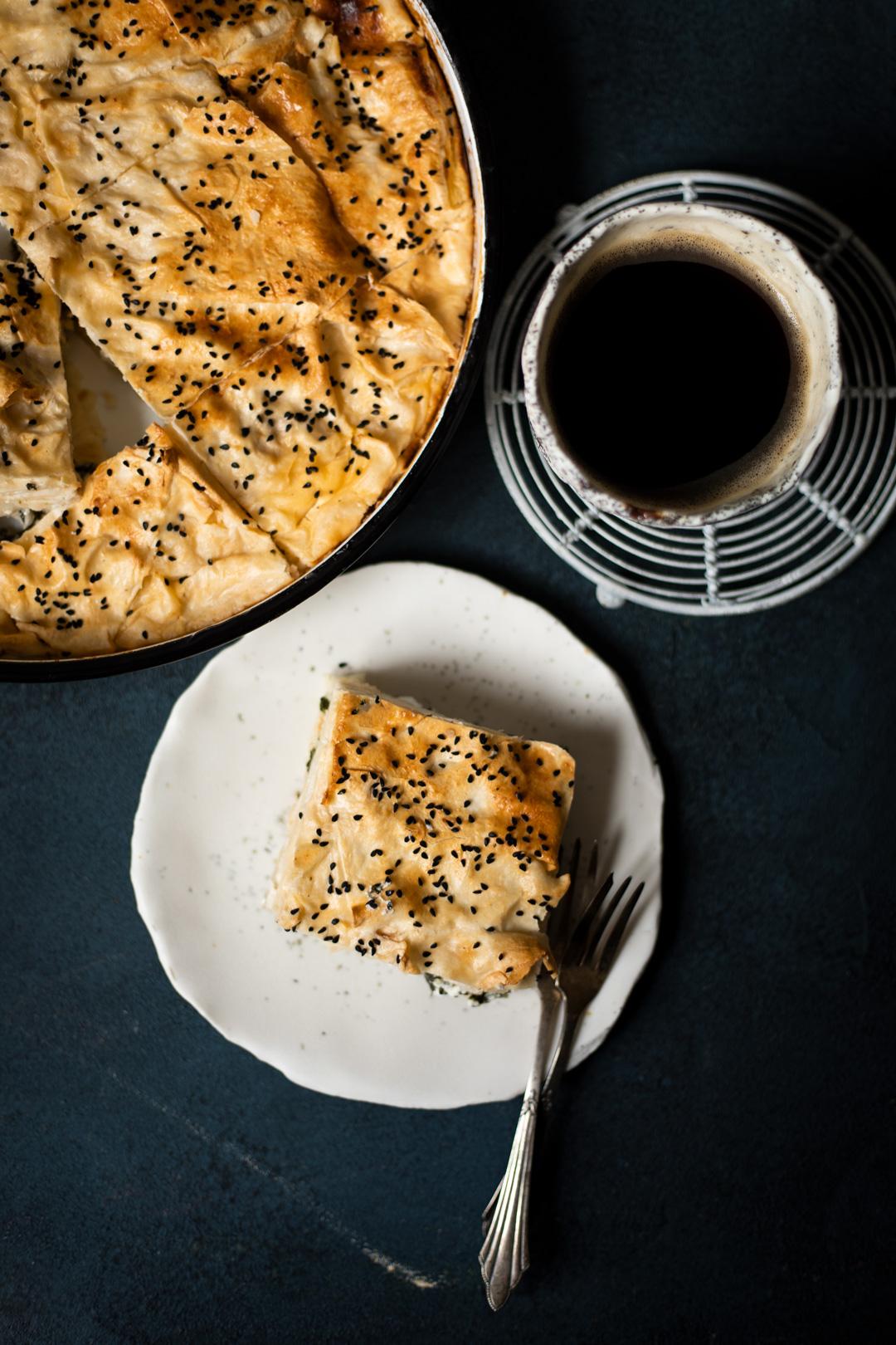 #Mädchenbäckerei: Börek Rezept mit Spinat und Schafskäse