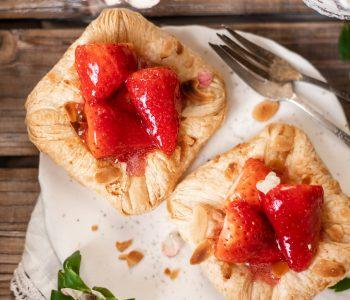 Ein Blätterteig-Rezept gelingt mit fertigem Blätterteig schnell und einfach.
