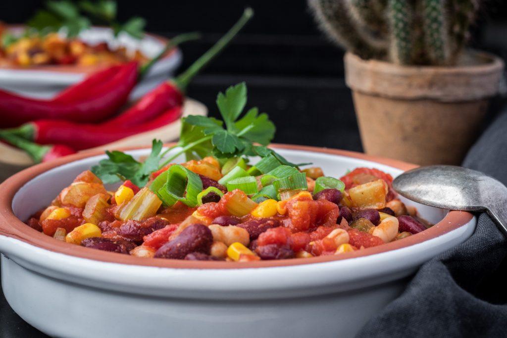 Chili-sin-Carne-Rezept