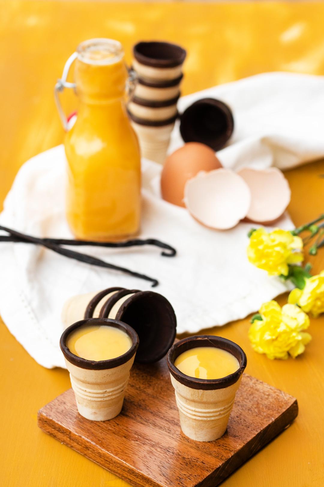 Eierlikör Selber Machen Das Perfekte Ostergeschenk Aus Der Küche