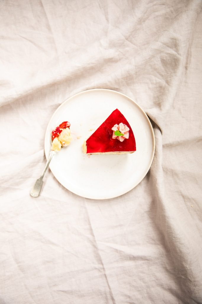 Erdbeer-Torte-Buttercreme