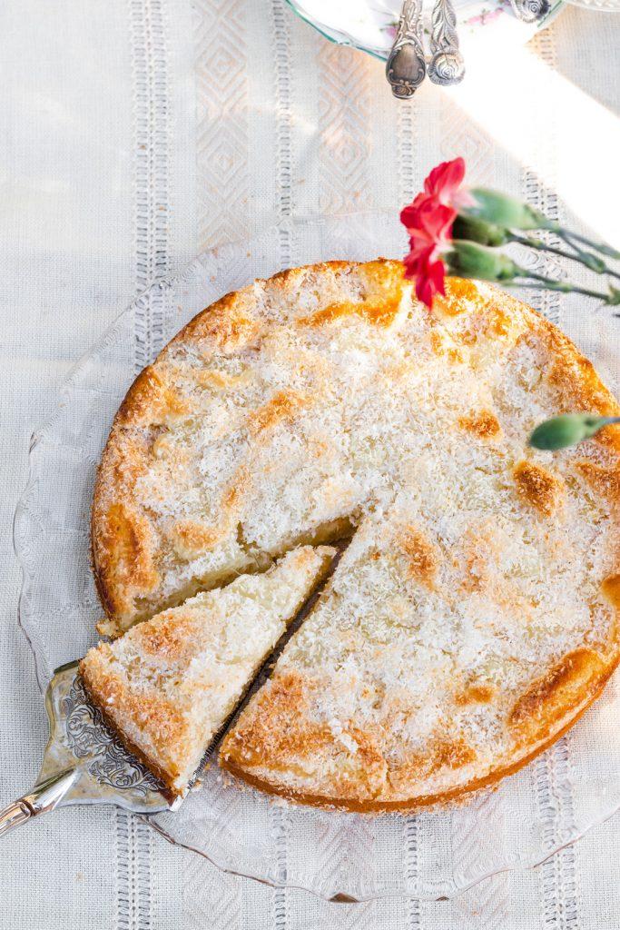 Buttermilchkuchen-mit-Kokos