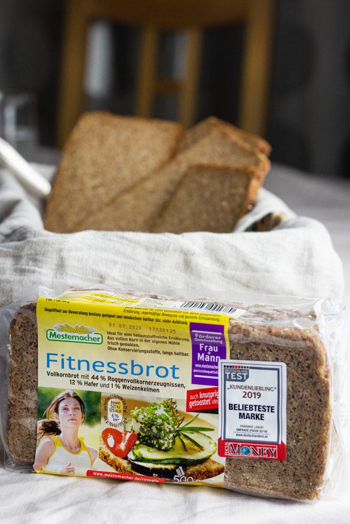 Fitnessbrot-Produkt