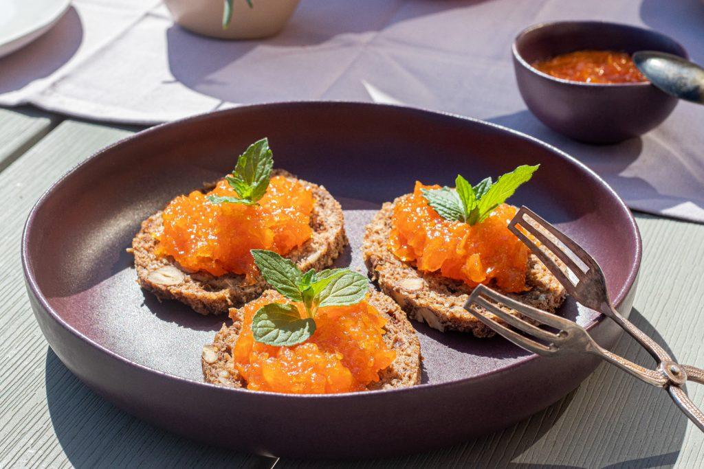 Möhrenmarmelade-Osterbrunch-Rezepte