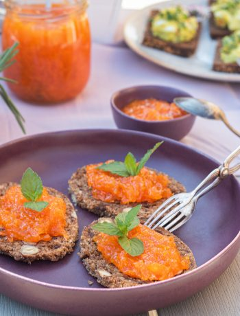 Osterbrunch-Rezepte-Moehrenmarmelade