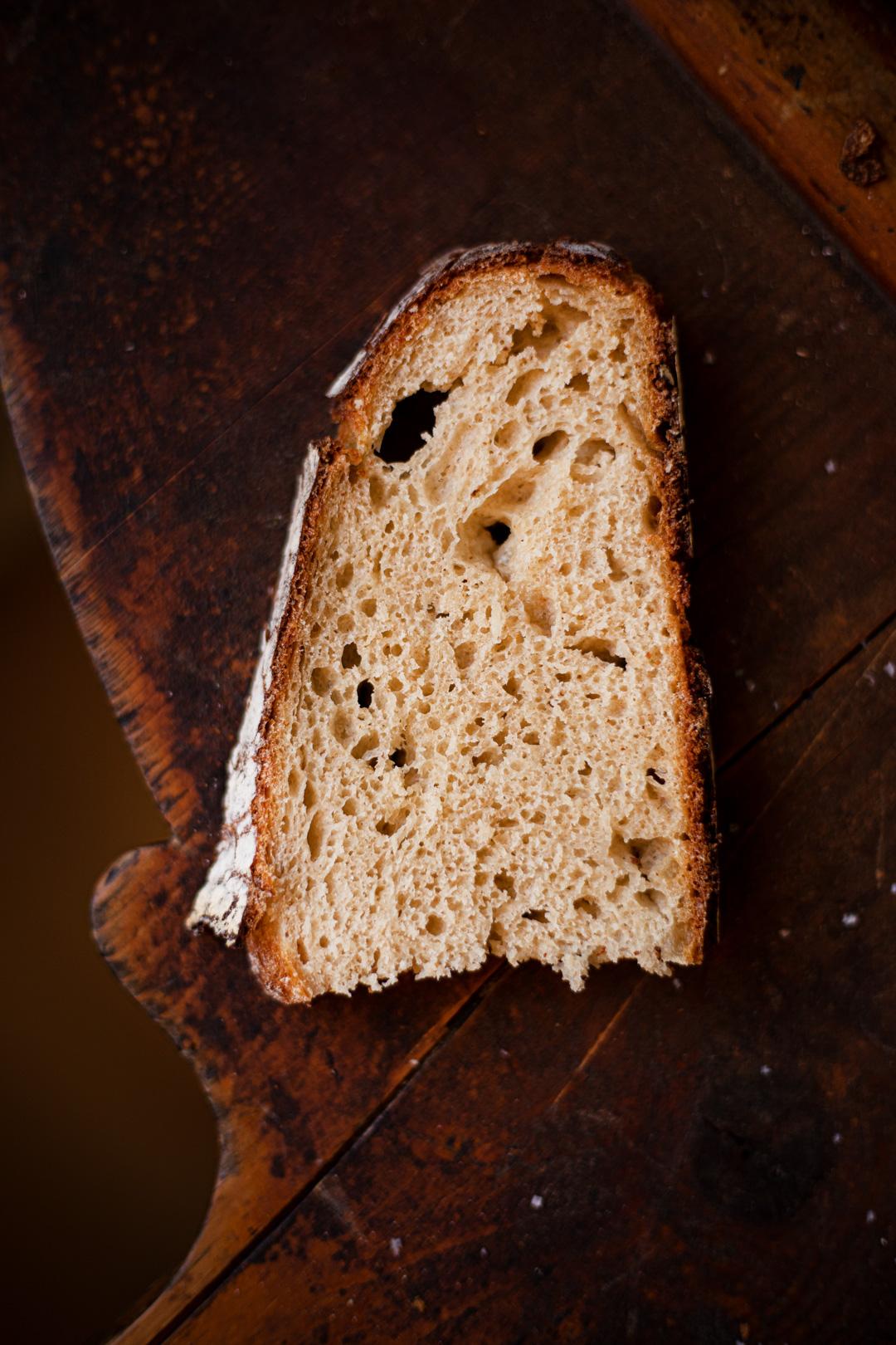 Tassenbrot mit Buttermilch ohne kneten - Kochmädchen Foodblog