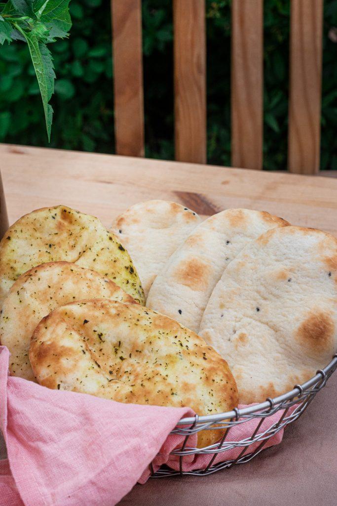 INDIAN Naan Brot von Mestemacher