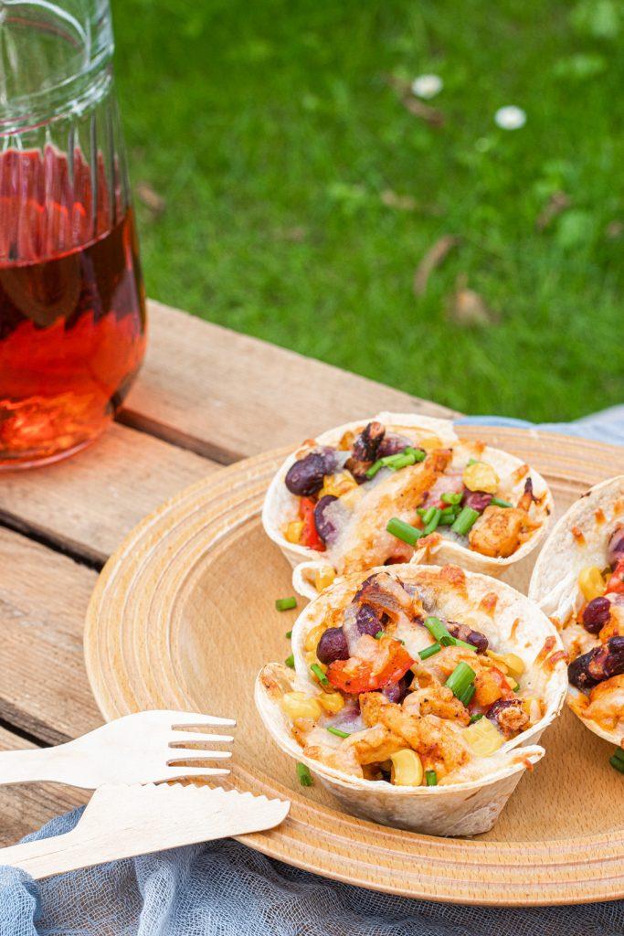 Wrap-Muffins-Picknick-Ideen