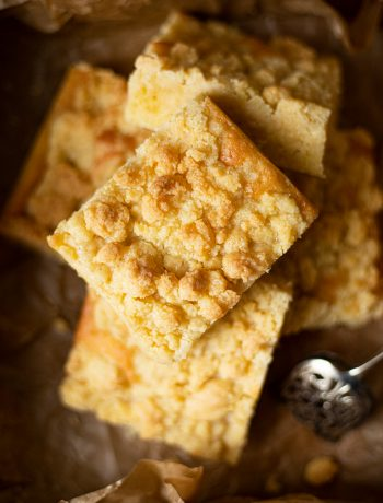 Butterstreusel Streuselkuchen ohne Hefe