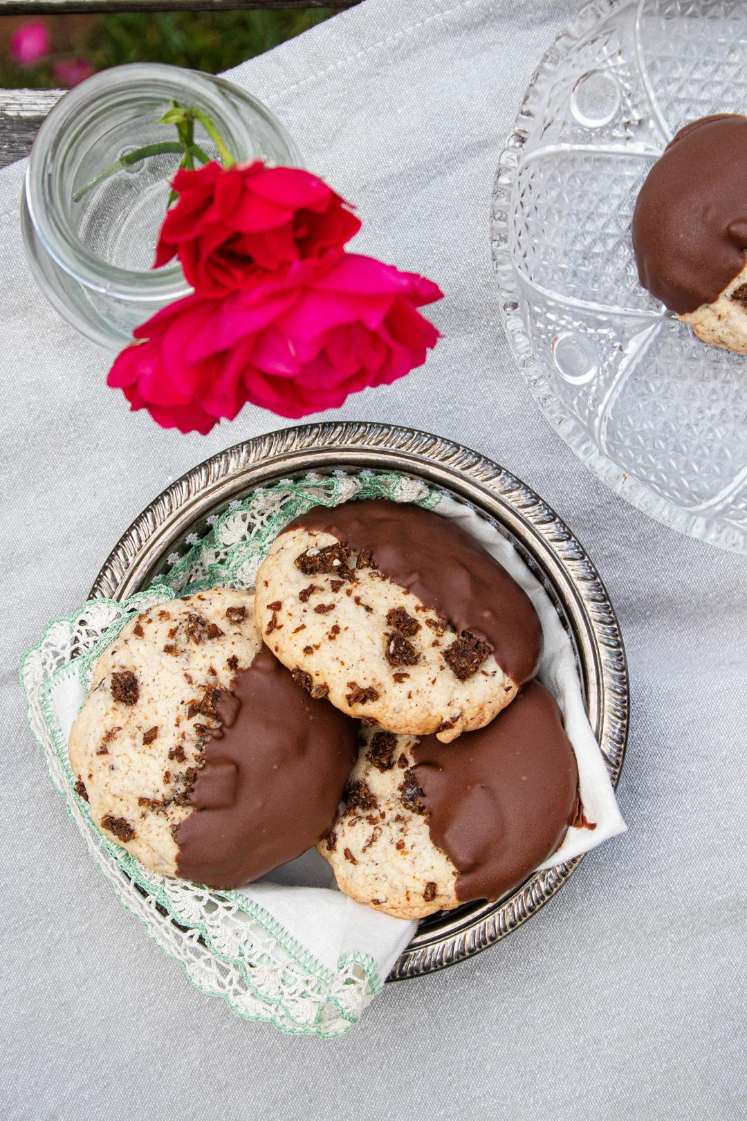 Pumpernickel-Cookies