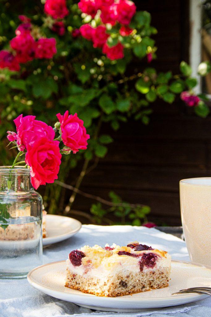 Kaffeetafel-Pumpernickel-Kuchen