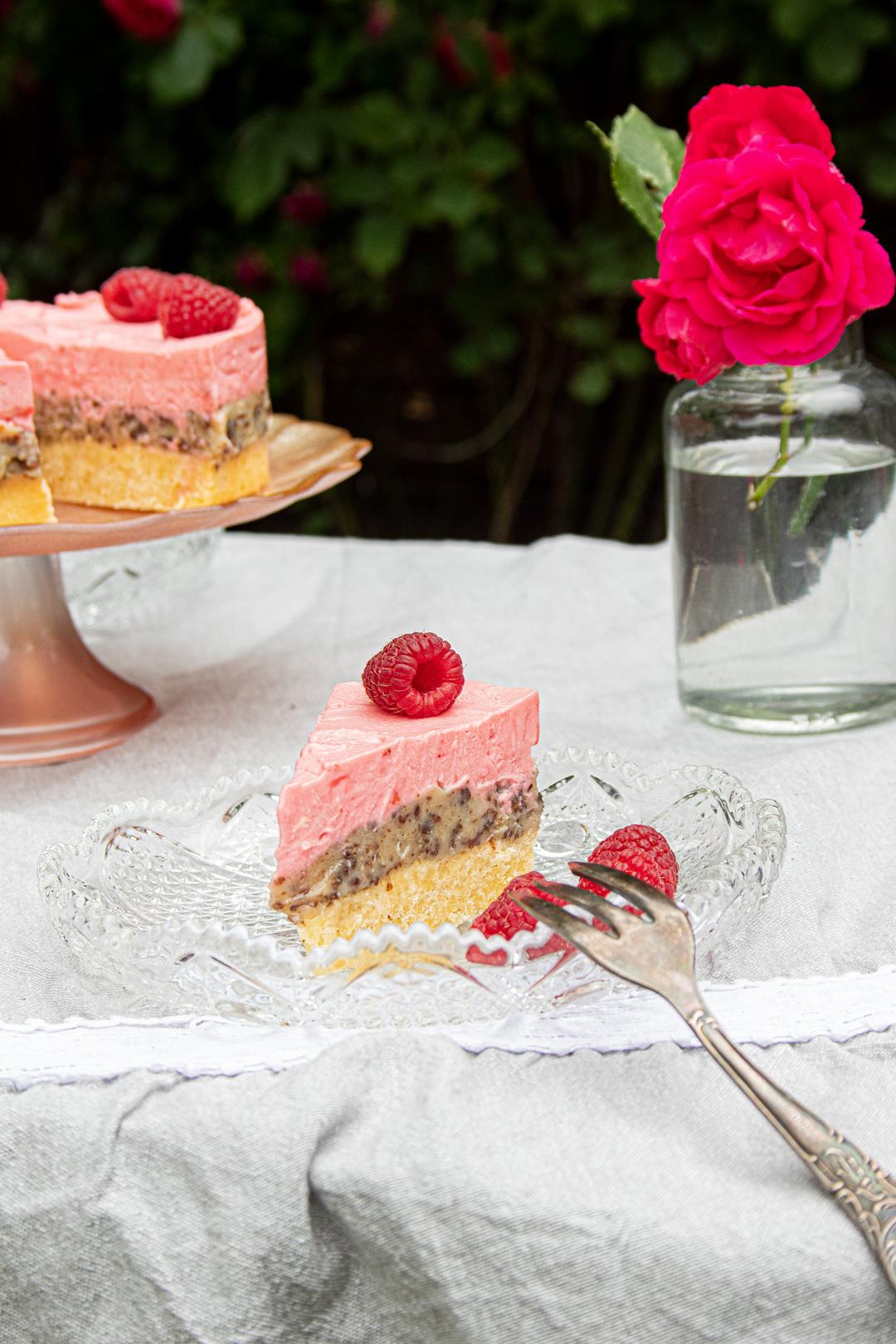 Pumpernickel-Torte